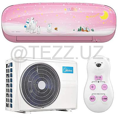 Бытовой кондиционер  Midea Kids Star (MSEABU-12HRFN1(SP) / MOB01-12HFN1)