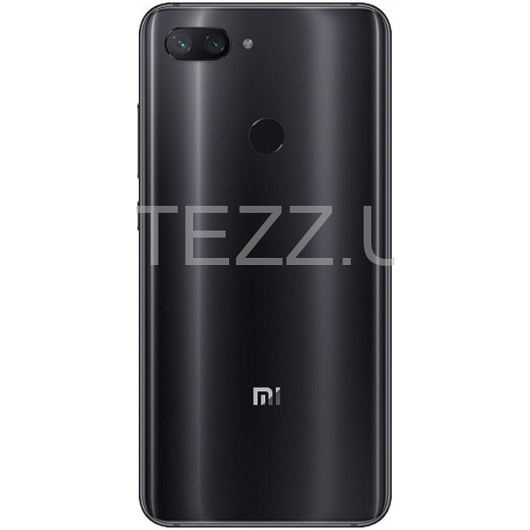 Смартфоны Xiaomi Mi 8 Lite 4/64 gb black