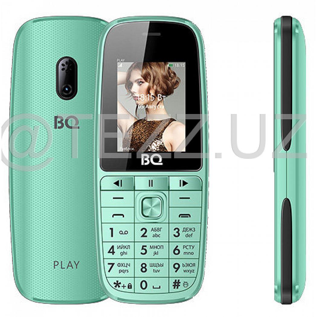 Телефоны BQ 1841 Play Light Blue