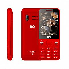 Телефоны  BQ 2812 Quattro Power Red