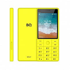 Телефоны  BQ 2815 Only Yellow